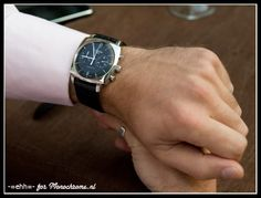 Collecting chronographs - Monochrome Watches