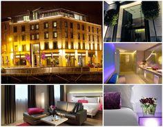 The Morrison Hotel in Dublin