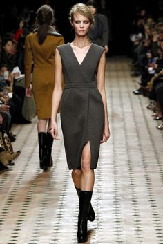 Véronique Leroy | Fall 2012 Ready-to-Wear Collection | Vogue Runway