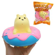 Foam Packaging, Squishies, Goods And Service Tax, Toy Sale, Rubber Duck, St Kitts And Nevis, Doll Toys, Color Show, Donuts