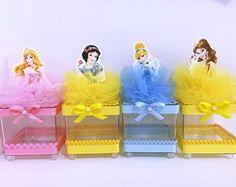 Caixinhas das Princesas