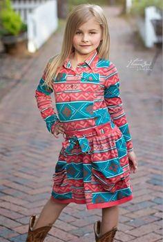 Blu by Blu Clothing - Wild West Knit Dress