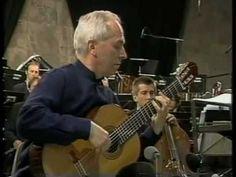 Concierto de Aranjuez. 2do movimiento. John Williams