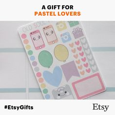 #EtsyGifts - Pastel Lovers
