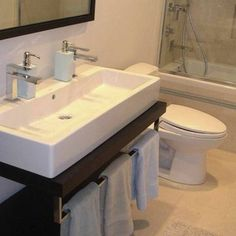 Superbe Gorgeous Duravit Sink In Bathroom Modern With Narrow Sink Next To Hanging  Towels Alongside Double Sinks Small And Double Faucet Sink
