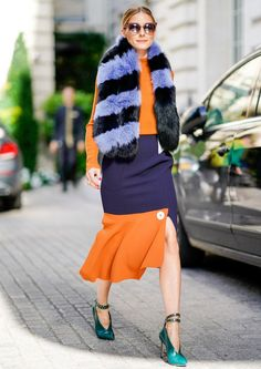Steal Olivia Palermo's Best Street-Style Moment