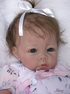 beautiful reborn dolls | the artist that made this precious reborn baby doll is the same one ...