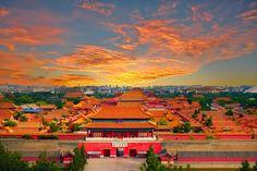 Forbidden City Panorama. © Xy52nemo | Dreamstime.com