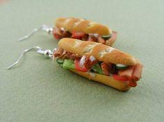Miniature Food Jewelry | TJ ENTERTAINMENT