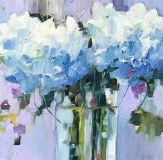 """""""Ice Blue"""" - Libby Anderson"""