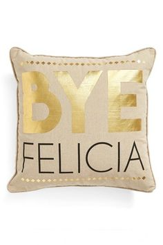 Levtex 'Bye Felicia' Accent Pillow