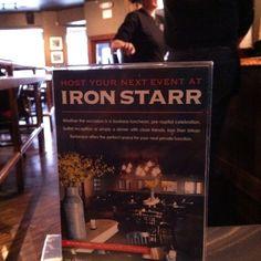 Iron Starr! Love it!