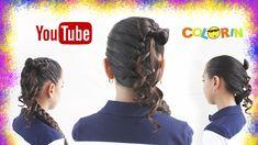 Colorin TV Bow Braid, Braided Hairstyles, Braids, Dreadlocks, Hair Styles, Instagram Posts, Beauty, Youtube, Tv