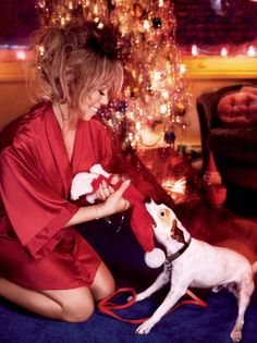 Mariah Carey with her little Jack,