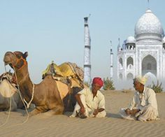 Golden Triangle with Ajmer and Pushkar Tour