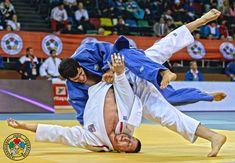 Judo the gentle way..