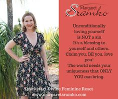 I have several programs that cater to your individual journey. If you would like some tips and guidance on what you can do now to quantum leap into your new life, book in for your FREE Soul Queen chat with me here https://margaretsramko.com/book-margaret/  Or download my free program '7 Steps To Quantum Leap Into Your New Life' here https://margaretsramko.com/quantum-leap-your-new-life  Big LOVE,  Margaret xx