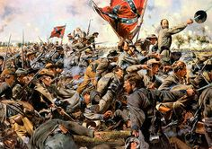 The Battle of Gettysburg was fought July 1–3, 1863, in and around the town of Gettysburg, Pennsylvania, by Union and Confederate forces during the American Civil War. The battle involved the largest number of casualties of the entire war and is often described as the war's turning point.