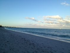 Key Biscayne Beach.