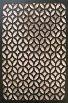 Acurio Latticeworks Moors Ellipse Decorative Vinyl Privacy Lattice Panel Atu2026