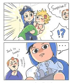 Creek ▪ Craig x Tweek ▪ South park