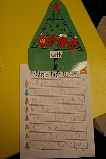 Mrs. Lee's Kindergarten: Christmas Fun