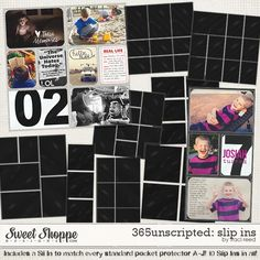 365Unscripted: Slip Ins by Traci Reed