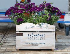 #ArredoPallet #Arredo #Pallet #Fioriera #GardenDesign #Flower