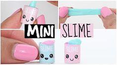 (2) mini slime - YouTube