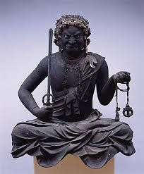 「快慶 不動明王」の画像検索結果