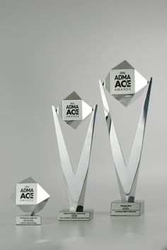 ADMA AC&E Awards | Design Awards | #bespoke #trophies
