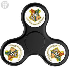 FUY-WG6 Fidget Spinner Harry Potter Tri-Spinner High Speed Spin - Perfect For ADD ADHD Anxiety and Autism Adult Children - Fidget spinner (*Amazon Partner-Link)