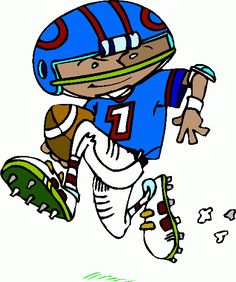 drawing a cartoon football player football players cartoon and rh pinterest com free mean football player clipart free cartoon football player clipart