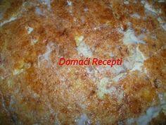 Domaći recepti : Kukuruzna pita - razljevuša