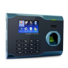 WIFI Fingerprint Time Attendance Access System with TCP/IP and Color TFT Display