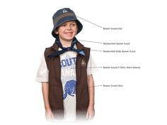 Beaver Scouts Uniform #ScoutsCanada #BeaverScouts Beaver Scouts, Scout Uniform, Happy Year, Beavers, Neckerchiefs, Scouting, Great Friends, Short Sleeves, Canada