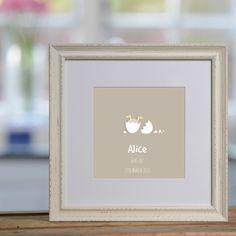 Hello World personalised print £48