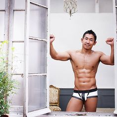 New Collection GX3 DENIM-DX #gx3 #gx3underwear #mensunderwear #asianboys #asianguys #hotguys #hunks #asianhunks #instagay #menpan