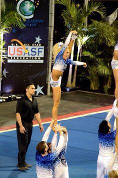 Cheer Athletics Cheetahs: Ashley Wilson