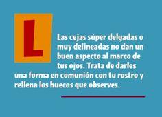 #KediTips #LoBelloSinVello Las Cejas.