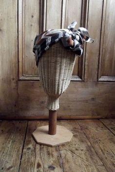 Vintage scarf.