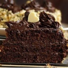 Chocolate cake. Recipes with photos of delicious cakes.