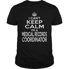 MEDICAL RECORDS COORDINATOR KEEP CALM AND LET THE HANDLE IT T Shirts, Hoodies. Check price ==► https://www.sunfrog.com/LifeStyle/MEDICAL-RECORDS-COORDINATOR--KEEPCALM-T4-Black-Guys.html?41382