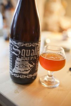 Dogfish Head Squall IPA (retired beer)