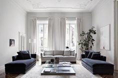 Amazing showroom of Italian furniture brand Meridiani   Photo by Davide Lovattifound via Est Magazine Follow Style and Create at Instagram   Pinterest   Facebook   Bloglovin