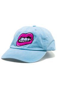 Kill Brand LIPS LOGO CAP