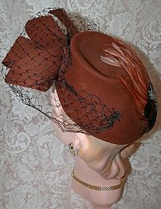 40s hat