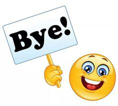 Bye Smiley -