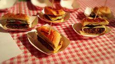 Veggie Burger from Del Posto #FoodEvent #Meatless #Foodie #NYC