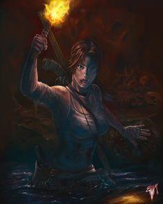 Tomb Raider by Esau13
